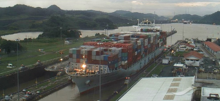 COSCO GENOA photo