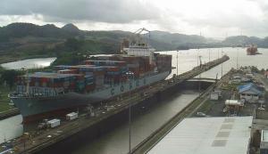Photo of COSCO SAO PAULO ship