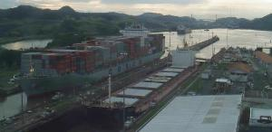 Photo of COSCO VALENCIA ship