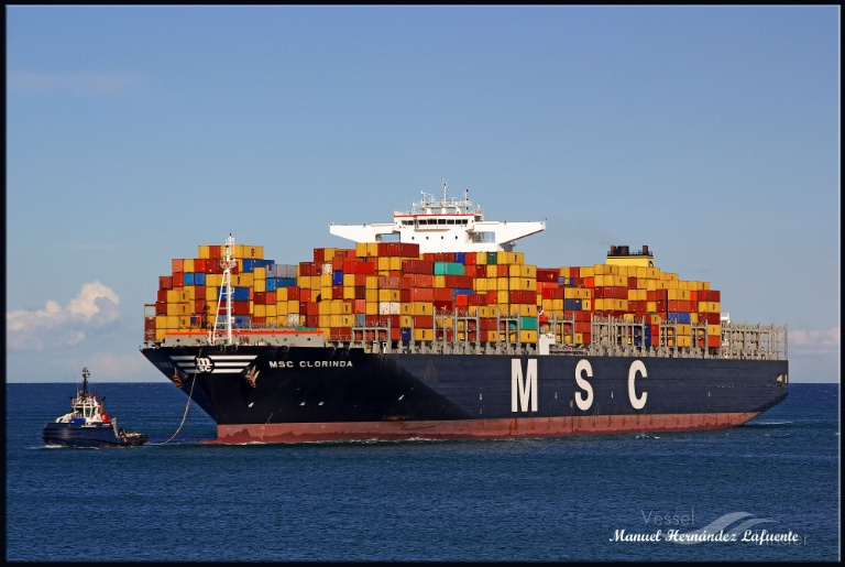 MSC CLORINDA photo