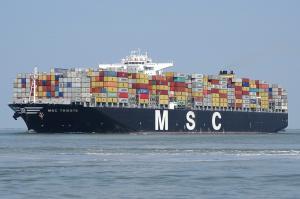 Photo of MSC TRIESTE ship