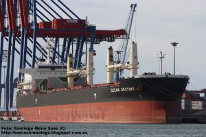 Photo of OCEAN DESTINY ship