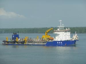 Photo of XIN HAI FENG ship