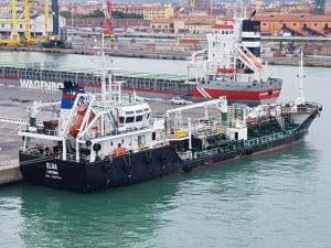 Photo of ELBA ship