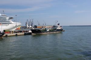 Photo of ELBA ship