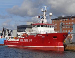 Photo of THOR OMEGA ship