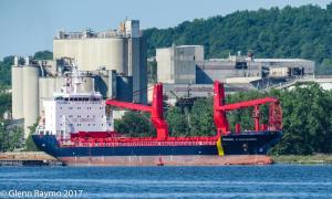 Photo of CLAUDE A. DESGAGNES ship