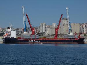 Photo of ELLENSBORG ship