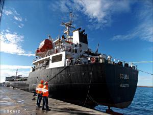 Photo of SHARK ship