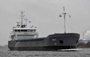 Photo of KELT ship