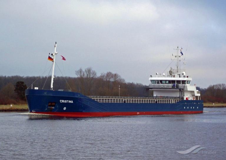 CRISTINA (MMSI: 246639000) ; Place: Kiel_Canal