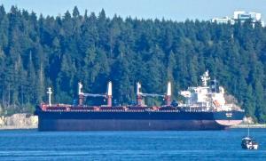 Photo of BELSTAR ship