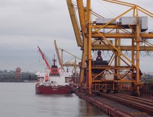 Photo of KIRAN EUROPE ship