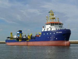 Photo of UKD ORCA ship