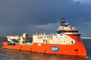 Photo of EDT JANE ship