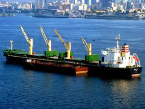 Photo of SINAR KUTAI ship