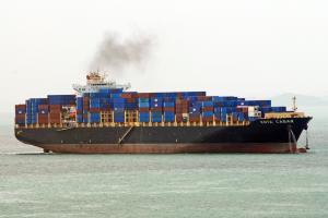 Photo of KOTA CABAR ship