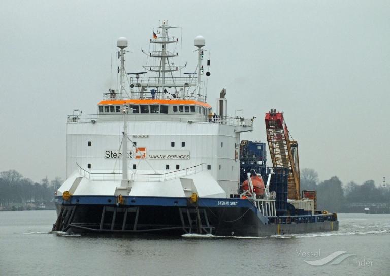 STEMAT SPIRIT (MMSI: 246543000) ; Place: Kiel_Canal