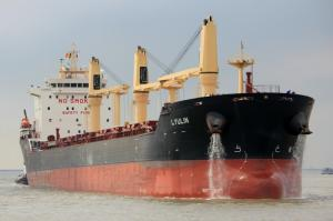 Photo of LYULIN ship