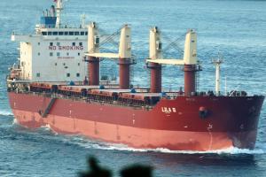 Photo of LILA II ship