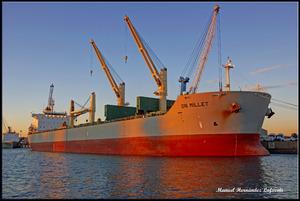 Photo of AMILLA ship