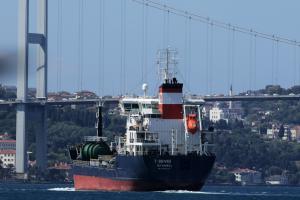 Photo of T.SEVGI ship