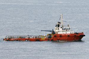 Photo of CREST RADIANT 1 ship