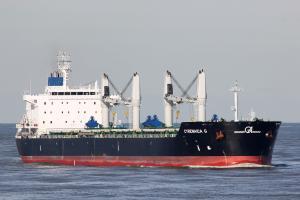 Photo of CYRENAICA G ship