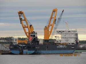 Photo of IMKE ship