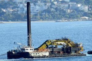 Photo of MIMAR SINAN ship