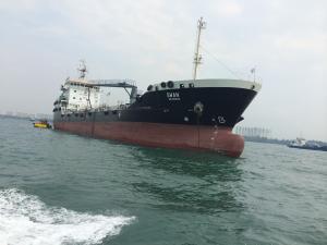 Photo of SWAN ship