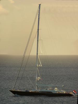 Photo of BAYESIAN ship