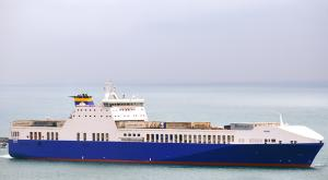 Photo of QUBRA ship