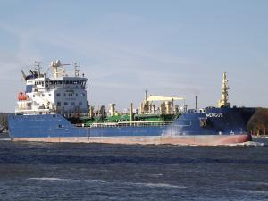 Photo of MERGUS ship