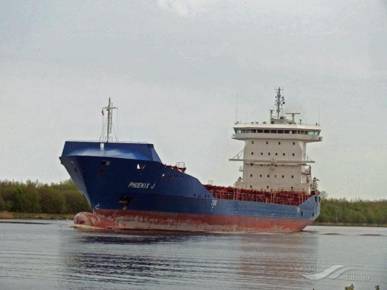 PHOENIX J (MMSI: 305648000) ; Place: Kiel_Canal, Germany