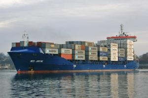 Photo of WES JANINE ship