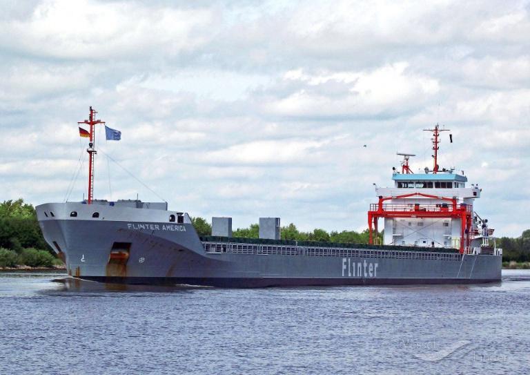 AMERICA (MMSI: 245961000) ; Place: Kiel_Canal