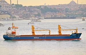 Photo of PEMBA ship