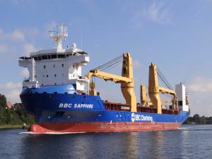 Photo of BBC SAPPHIRE ship