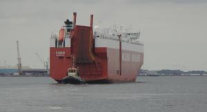 Photo of TIGER ship