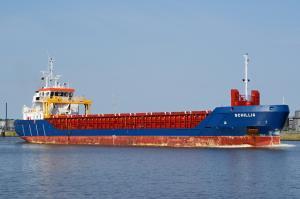 Photo of MV SCHILLIG ship