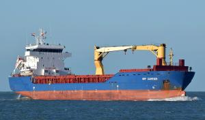 Photo of NBP CARRIER ship