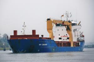 Photo of NBP COMMANDER ship