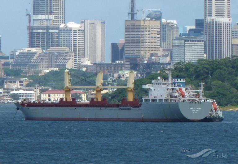 LYNX (MMSI: 636017798) ; Place: Sydney/Aus