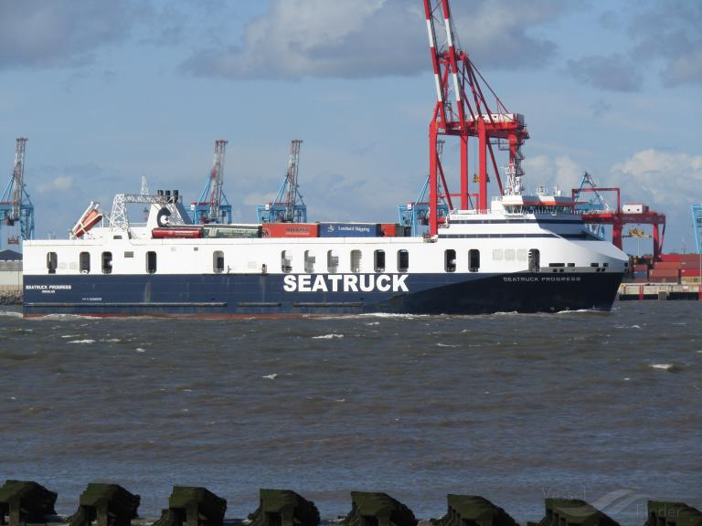 SEATRUCK PROGRESS