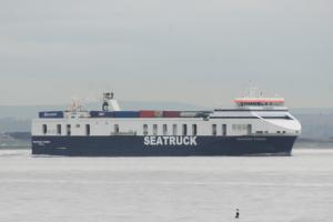 Photo of SEATRUCK POWER ship