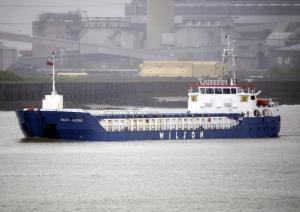 Photo of WILSON ALGECIRAS ship