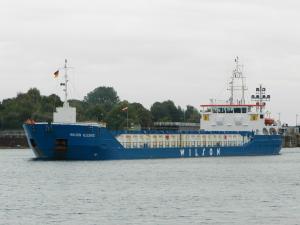 Photo of WILSON ALICANTE ship
