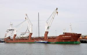 Photo of FORTUNAGRACHT ship