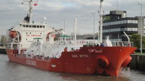 Photo of GAS MYTH ship